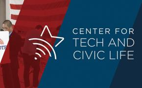 Center for Tech and Civic Life logo