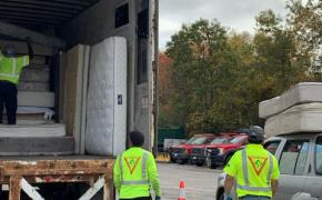 DPW announces mattress pickup and drop-off program