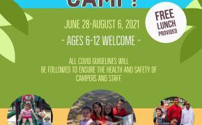 2021 East Providence Rec Dept. Summer Day Camp