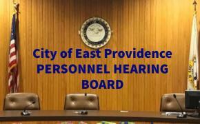 Personnel Hearing Board Photo