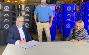 Mayor signs revamped health and sanitation ordinance