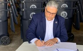 Mayor signs Council-approved health and sanitation ordinances