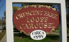 Crescent Park - Looff Carousel