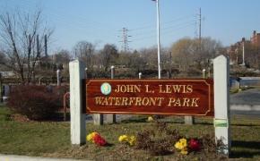 John L. Lewis Waterfront Park