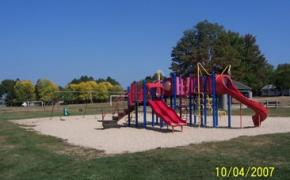 Silver Spring Playground and Athletic Area