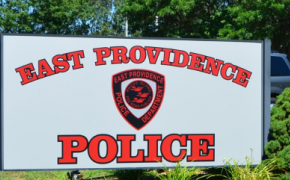 East Providence Police Dept. sign