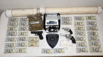 East Providence Police Special Investigations Unit Seize Drugs and Cash
