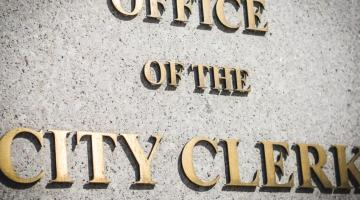 Office of the City Clerk - License Information