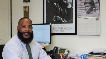 Elmer Pina is the city's Affirmative Action Officer and Municipal Integrity Officer