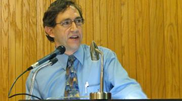 David Bachrach, Community Development Director
