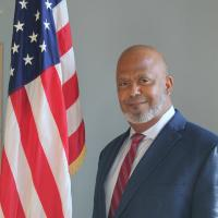 Director of Administration, Napoleon Gonsalves